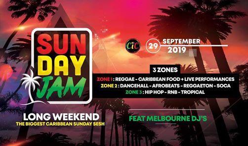 Sunday Jam Perth