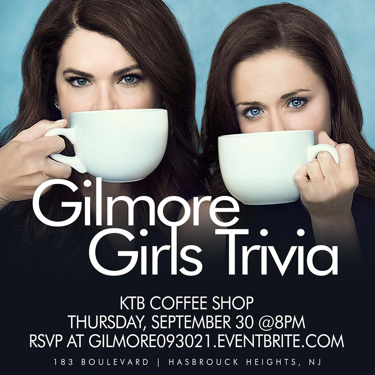 Gilmore Girls Trivia, 30 September   Event in Hasbrouck Heights   AllEvents.in