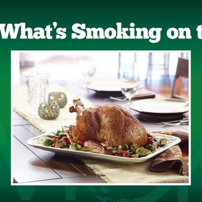 Virtual Big Green Egg Cooking Class on the Perfect Turkey