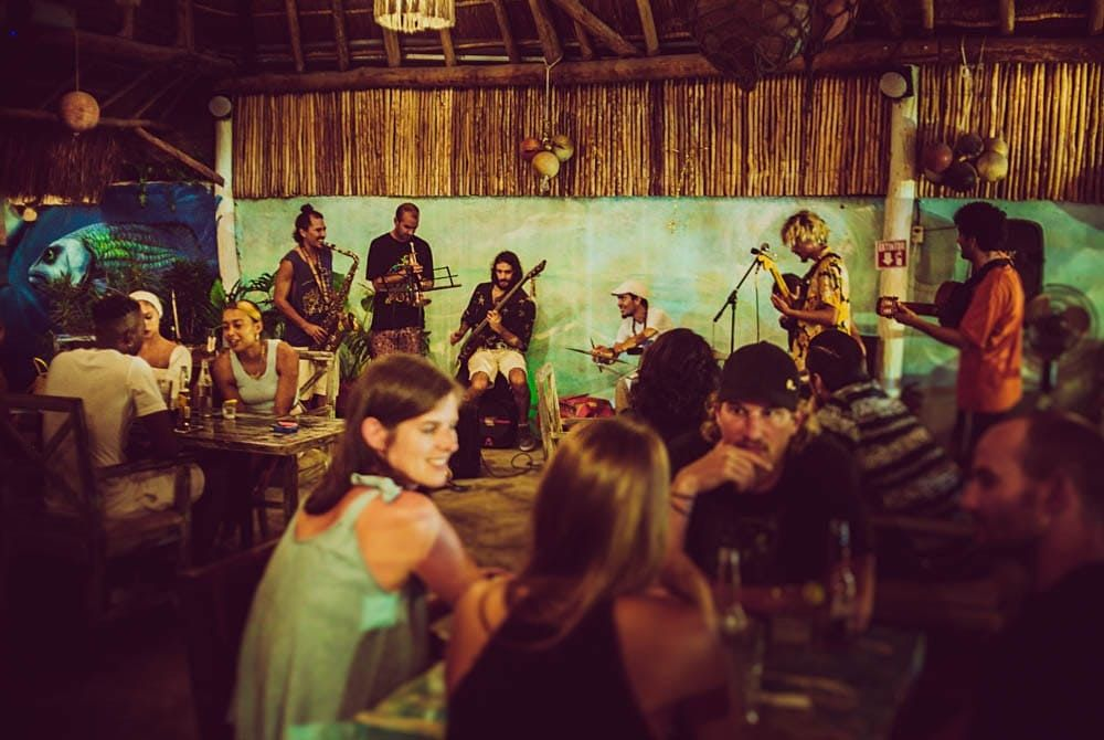 Jam Sessions at La Nave   Event in Tulum   AllEvents.in