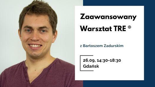 Zaawansowany Warsztat TRE®, 13 June | Event in Gdansk | AllEvents.in