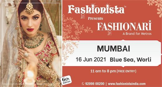 Fashionari Fashion & Lifestyle Exhibition Mumbai, 16 June | Event in Mumbai | AllEvents.in
