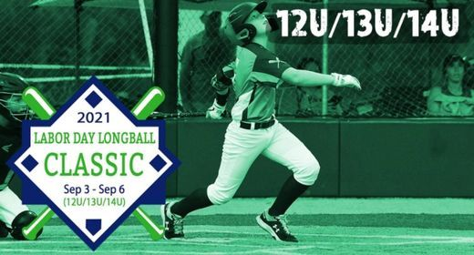 Labor Day Longball Classic, 3 September   Event in Branson   AllEvents.in