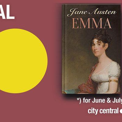 City Central Book Club Emma