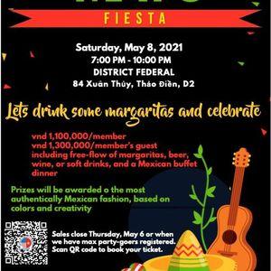 [CANCELED] AmCham Cinco De Mayo Fiesta
