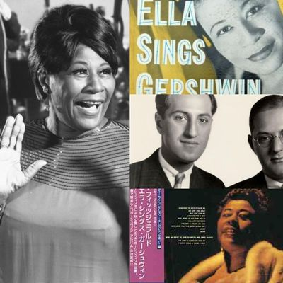 Ella Fitzgerald & The Gershwins Musics Greatest Collaboration Webinar