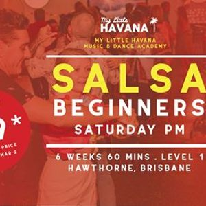 Beginners Salsa Course - 6 Weeks - Starts March 7