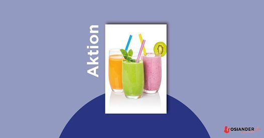 Konstanz Smoothies - Power-Drinks fr Genieer