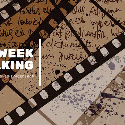 1-week Filmmaking workshop
