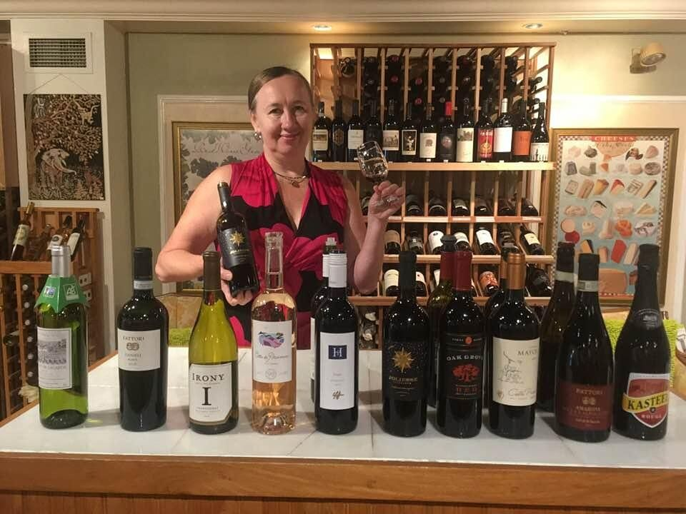 Wednesday Wine and Cheese Tasting