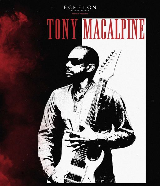 Tony MacAlpine at The Underworld Camden - New Date, 16 April | Event in London | AllEvents.in