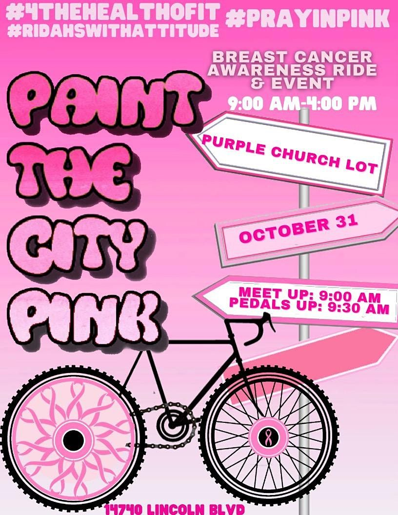 Paint The City Pink, 31 October | Event in Miami | AllEvents.in