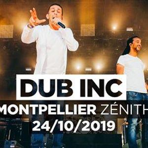 Dub inc  Zenith de Montpellier
