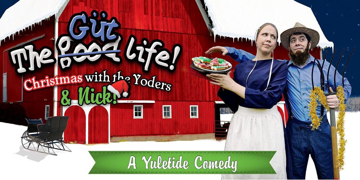 Yoders Sarasota Fl Christmas 2020 The Güt Life! Christmas with the Yoders and Nick!, Carlisle Inn