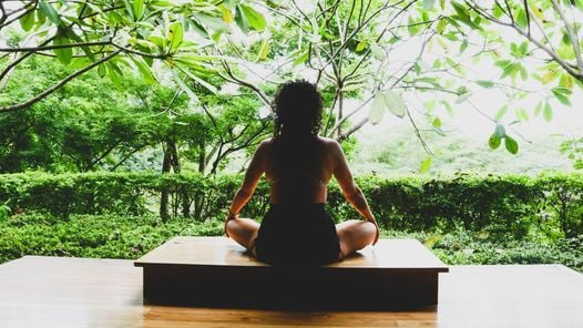 Meditation Exploration Training with Kate Kuss, 21 May | Event in Powell | AllEvents.in