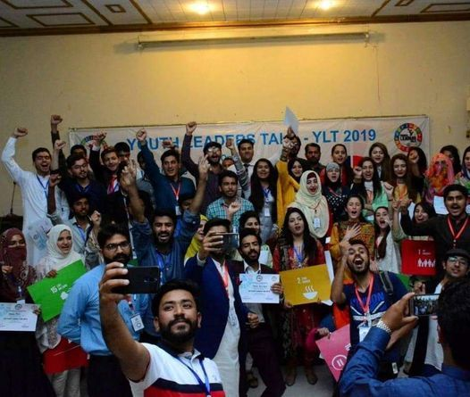 Youth Leaders Talk - YLT, 16 July | Event in Islamabad | AllEvents.in