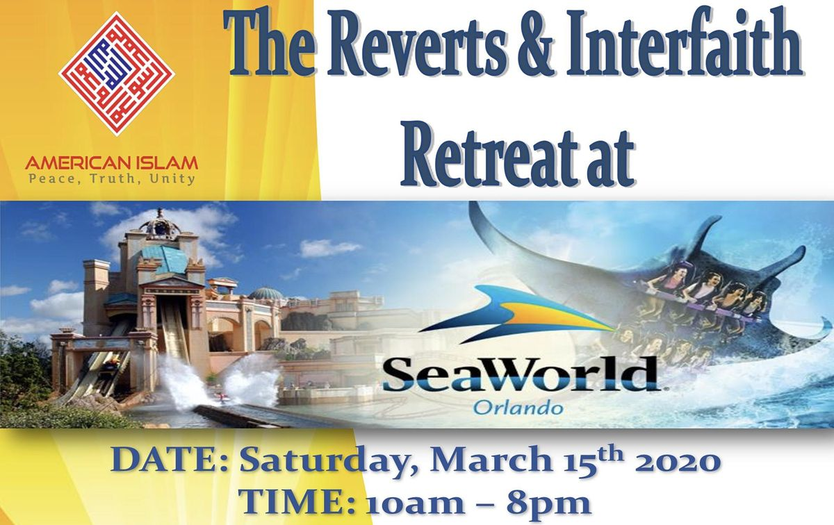 THE REVERTS AND INTERFAITH RETREAT