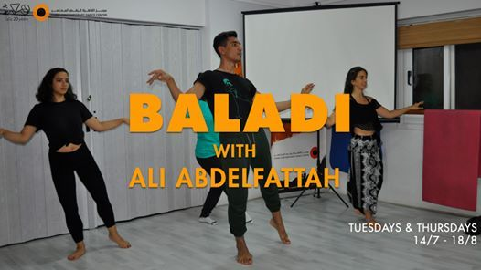 Baladi Dance & Theory Course with Ali Abdelfattah