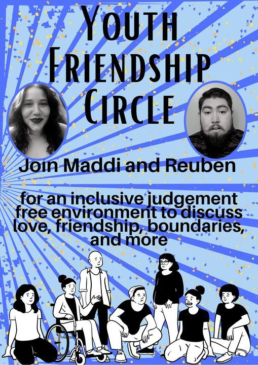 Youth Friendship Circle | Event in Whitehorse | AllEvents.in