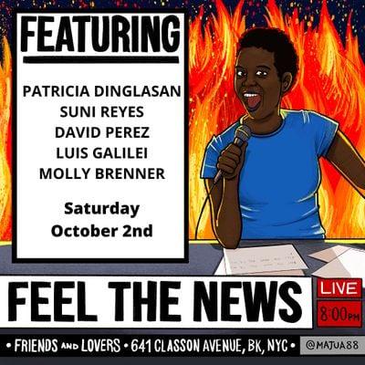 Feel the News w Marcela Onyango