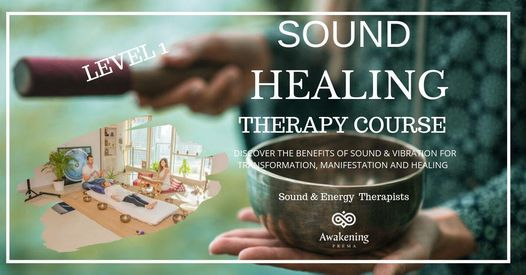 Sound Healing Therapy Course level 1, 30 October | Event in Dubai | AllEvents.in