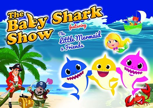 Baby Shark featuring The Little Mermaid & Friends