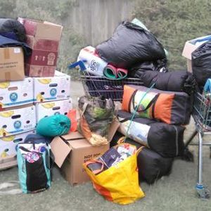 Donations Drop Off Day