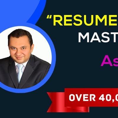 The Resume Makeover Masterclass   Abu Dhabi