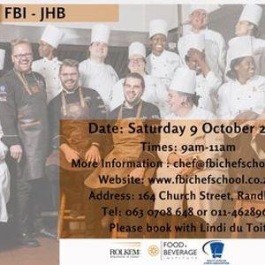 Open Day at FBI Chef School