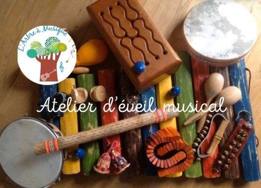 Atelier d'éveil musical 0-3 ans parents/enfants, 23 June | Event in Tours | AllEvents.in