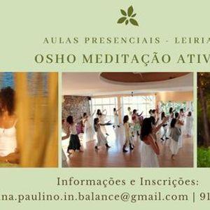 Osho Meditao Ativa - Aulas Presenciais