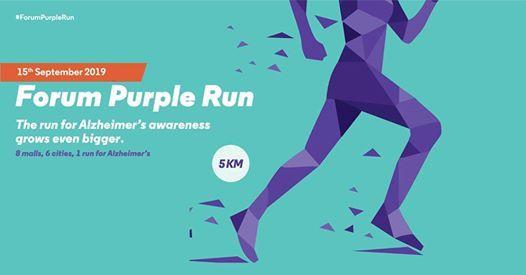 Forum Purple Run