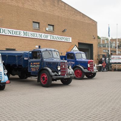 Dundee Museum Of Transport >> Dundee Museum Of Transport Doors Open Day Tours Dundee