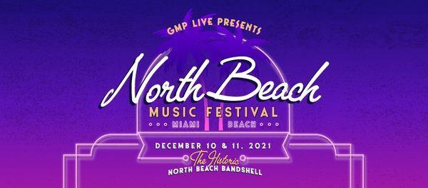 North Beach Music Festival 2021, 10 December   Event in Miami Beach   AllEvents.in