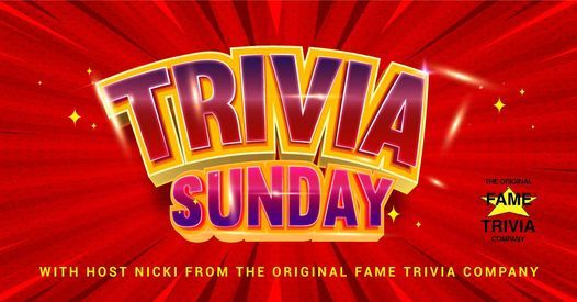 Fame Trivia in Gallipoli, 7 March | Event in Nerang | AllEvents.in