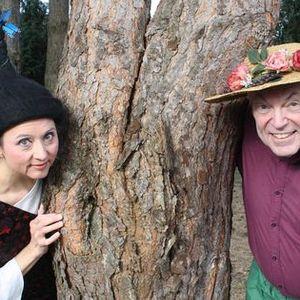 Die ganze Welt ein Park. Unterwegs in Shakespeares Garten - mit Caroline Keufen und Peter Schtze