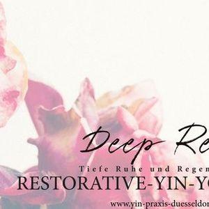 Deep Rest Restorative-Yin-Yoga Nidra mit Tanja Franz