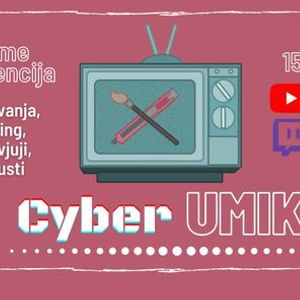Cyber UmiKo 2021  Anime Konvencija