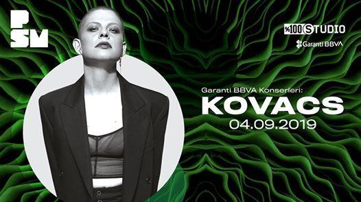 Garanti BBVA Konserleri Kovacs