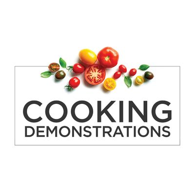 Wolf Cooking Demo