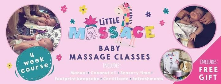 Baby Massage - Broughton Astley - Four Week Course, 8 January | Event in Leicester | AllEvents.in