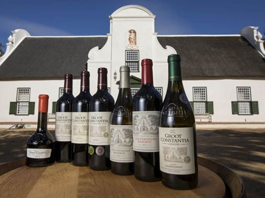 Wine tasting- art auction at Groot Constantia- 25th July 2019
