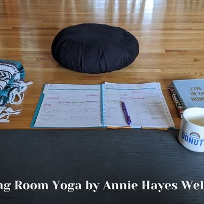 Online Live Yoga Classes with Annie Hayes Wellness