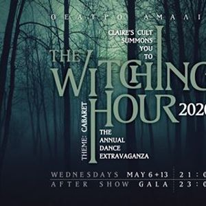 The Witching Hour  A Claires Cult Annual Dance Extravaganza