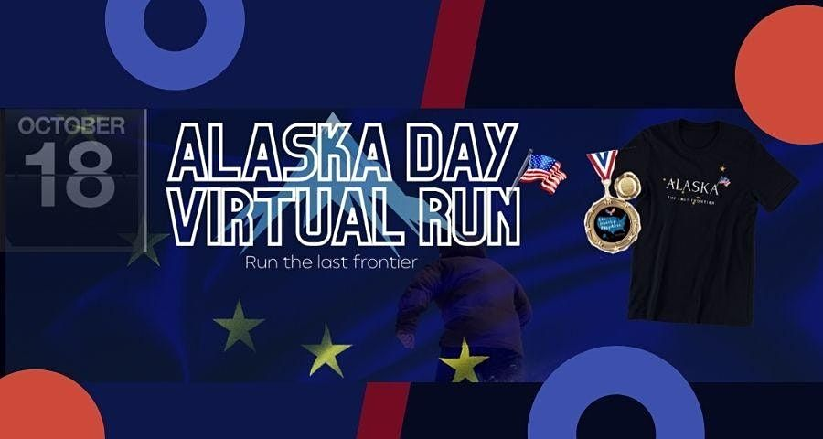 Alaska Day Virtual Race | Online Event | AllEvents.in