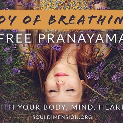 Pranayama  Joy of Breathing