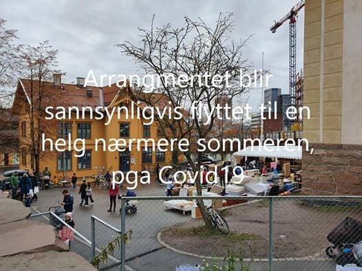 Loppemarked Lren skole Lren og Refstad skolekorps