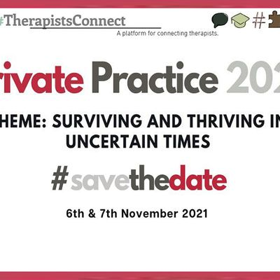 Private Practice 2021 Surviving and Thriving in Uncertain Times