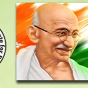15th Intl Day of Non-violence and Mahatma Gandhi Day - LIVE ONLINE