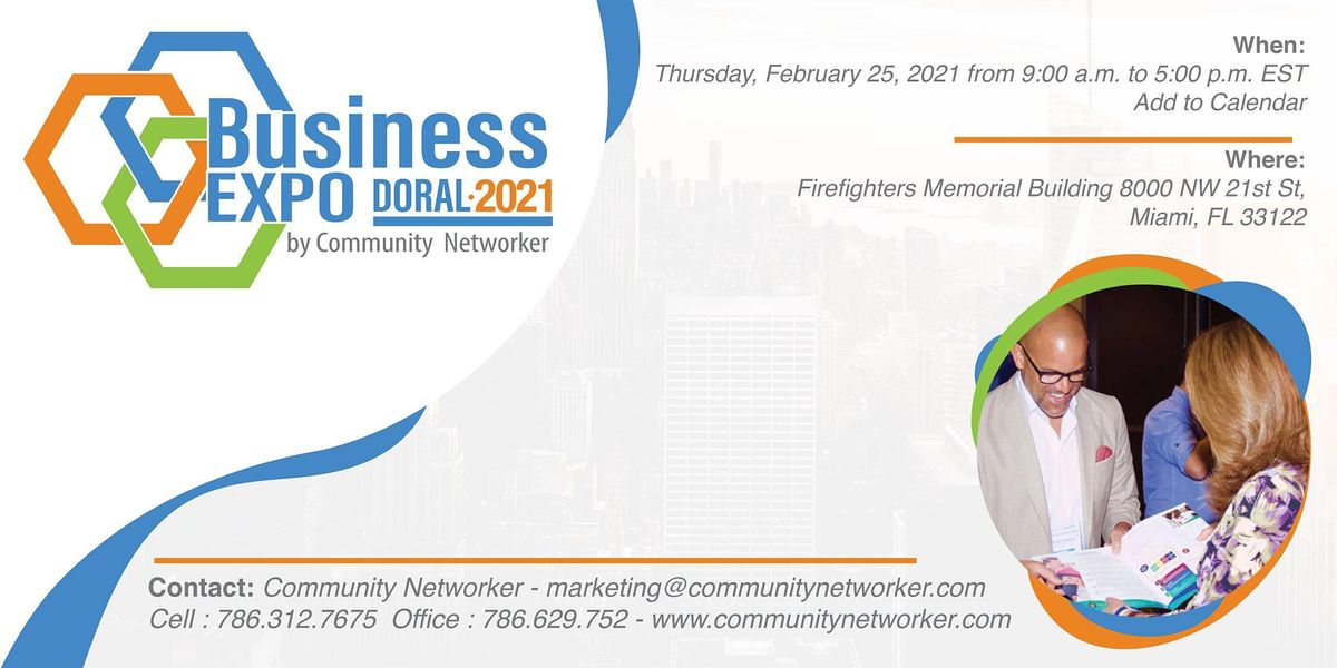 Networking Breakfast   Conferences   Business Expo 2021 at ...